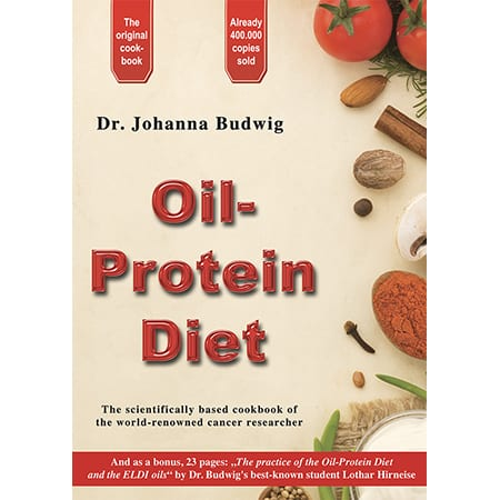Oil-Protein Diet eCover